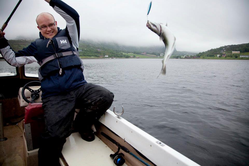 fange fisk